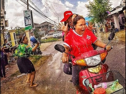 Songkran Festival in Cambodia: 3 Days of Water Wars for Khmer New Year