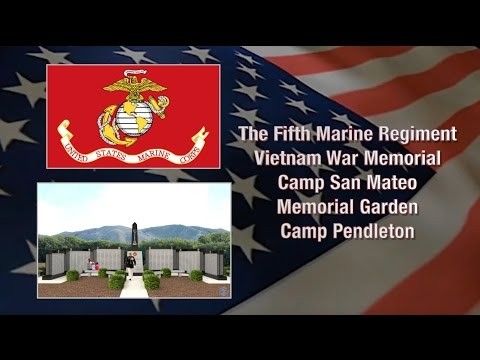 The 5th Marine Regiment Vietnam War Memorial Donation Campaign Film