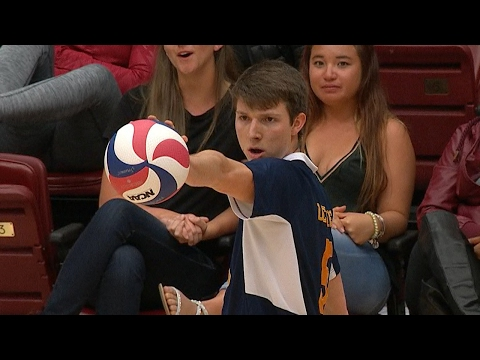 Recap: No. 9 Stanford men's volleyball drops match to No. 5 UC Irvine