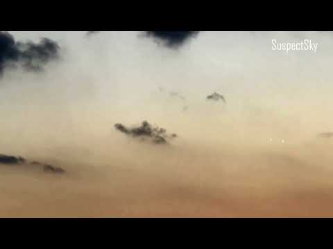 nouvel ordre mondial | Twin UFOs Trace Over Memphis, USA - January 5, 2018