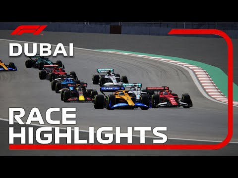 2022 Dubai Grand Prix: Race Highlights