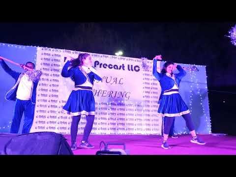 Dubai  precast LLC  party  enjoy(6)