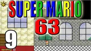 Super Mario 63 - Let's Play Super Mario 63 [German/100%] Part 9: Wet Dry World