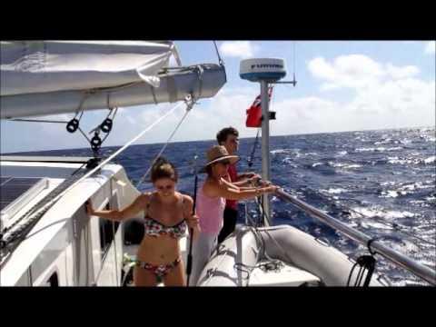 Resolute sails from Fiji to Vanuatu