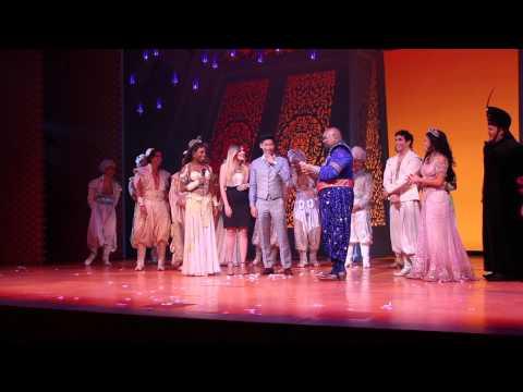 Genie Grants Magical Wish on Broadway