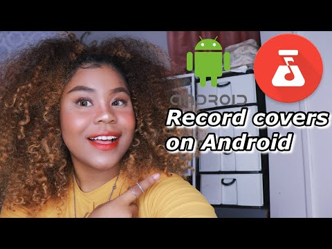 HOW TO : Record Youtube Covers On ANDROID // BandLab Tutorial