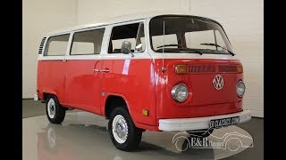 Volkswagen T2 1973-VIDEO- www.ERclassics.com