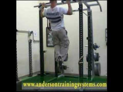 Personal Trainer Tempe,AZ-American Gladiator-Pull-ups Pt2