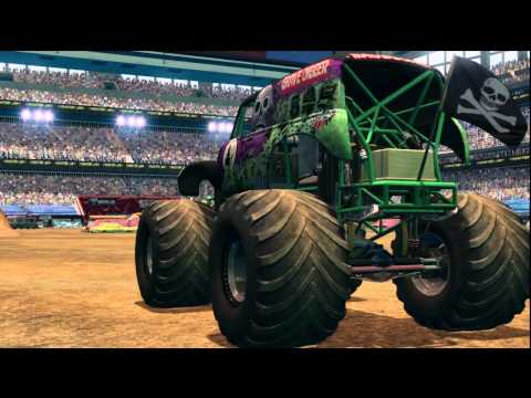Monster Jam Full Length Episode Extended Play Several Tours + World Finals ( 2014 English )