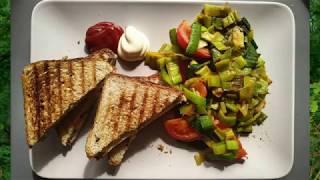 Što vegan trener jede u danu?   Kalorije, proteini, masti, vitamini, minerali
