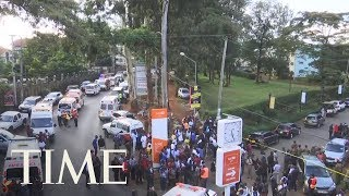 Panic Ensues As Terrorists Attack Upscale Hotel Complex In Nairobi | TIME