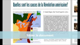 les causes de la révolution américaine