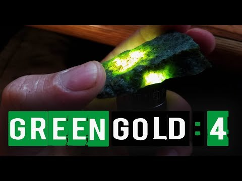 Green Gold 4: Paydirt! Staking a nephrite jade claim.