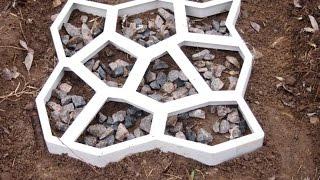Пластмассовые формы для изготовления тротуарной плитки купить(, 2015-05-15T01:19:07.000Z)