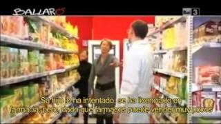 Italia: 3.580 habitantes por farmacia (España: 2.150 hab/farmacia)