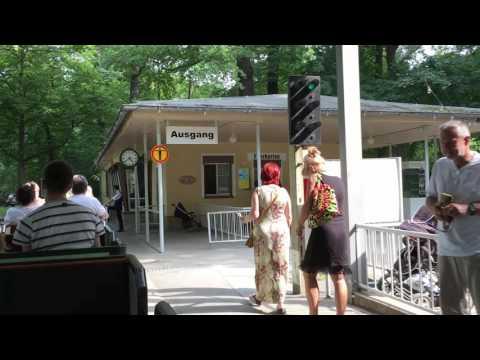 Die Parkeisenbahn in Dresden