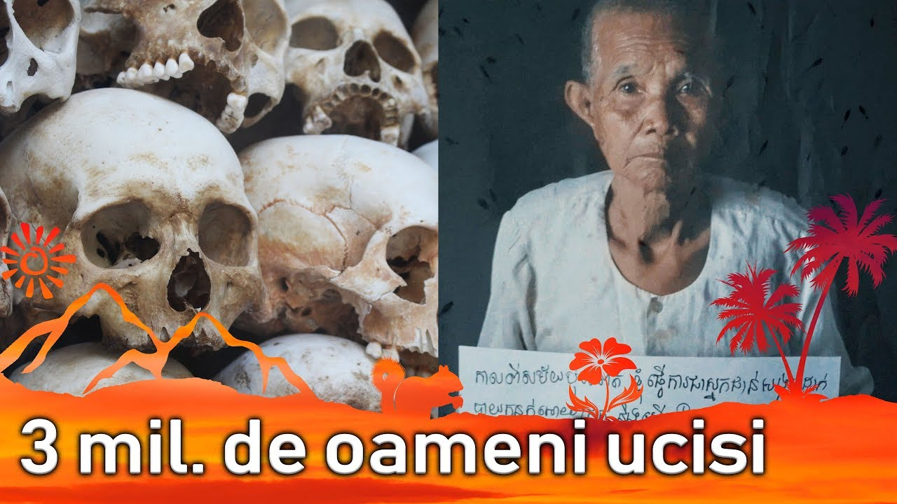Cea mai mare tragedie a Cambodiei - Genocidul || Jurnal de calatorii #41
