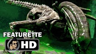 ALIEN: COVENANT Featurette - Rare Breed (2017) Ridley Scott Sci-Fi Horror Movie HD