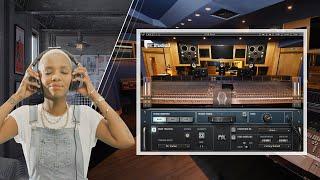 Waves Abbey Road Studio 3 - 헤드폰 모니터링 플러그인