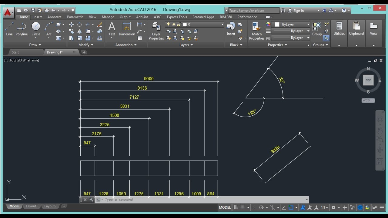 autocad how to delete all dimensions