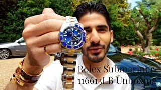 Rolex Unboxing!