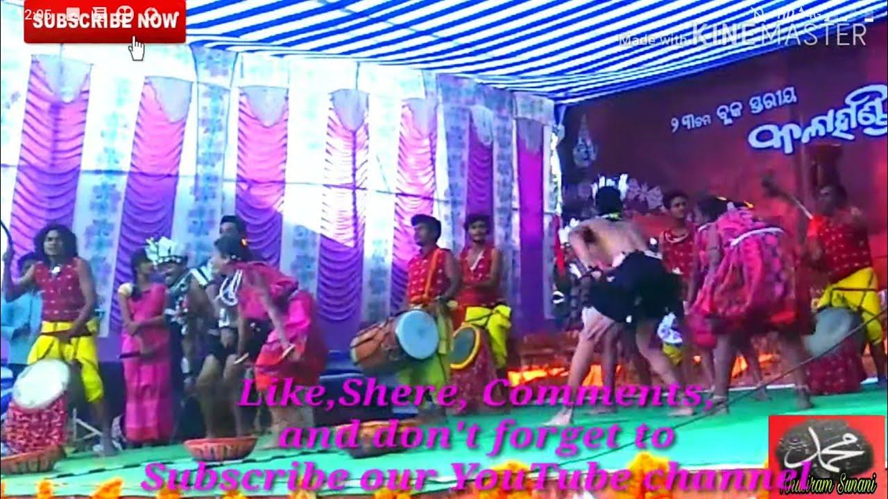 大間々祭り 『KURE_WA』 fabulous dance factory - YouTube