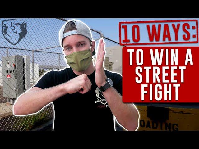 10 Ways to Win a Street Fight (2020)