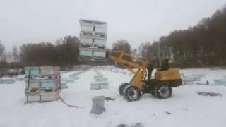КОРОТКИЙ КЛИП ПАСЕКА МАТЮШКИНЫХ 2016
