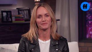 Amber Valletta Interview | Movie Night with Karlie Kloss | Freeform