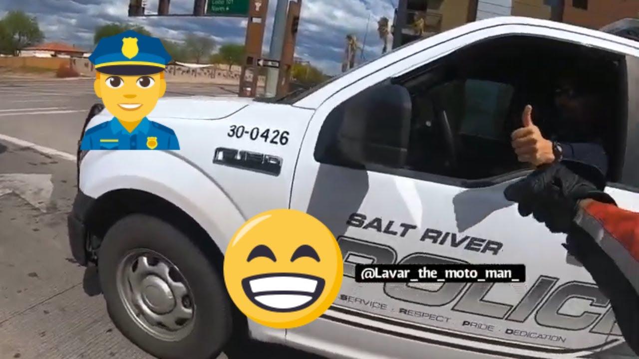 Pranking cops 👮♀️ 🤷♂️😂😂😂