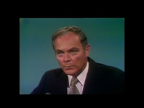 "Alexander Haig discusses the ""Saturday Night Massacre"" in 1973"