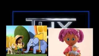 Poko,Bibi and the THX Logo