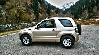 Suzuki Grand Vitara (3 door)