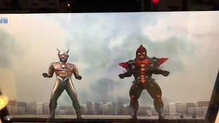 ウルトラマン フュージョンファイト 同じ動きのキャラ part12 ジャグラスジャグラー アーリースタイル&ダークロプスゼロ ULTRAMAN Fusion Fight