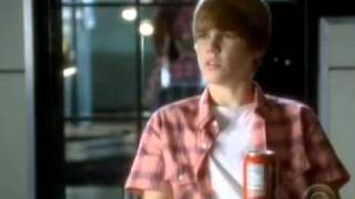 Justin Bieber on CSI 09/23/2010 (CLIP)