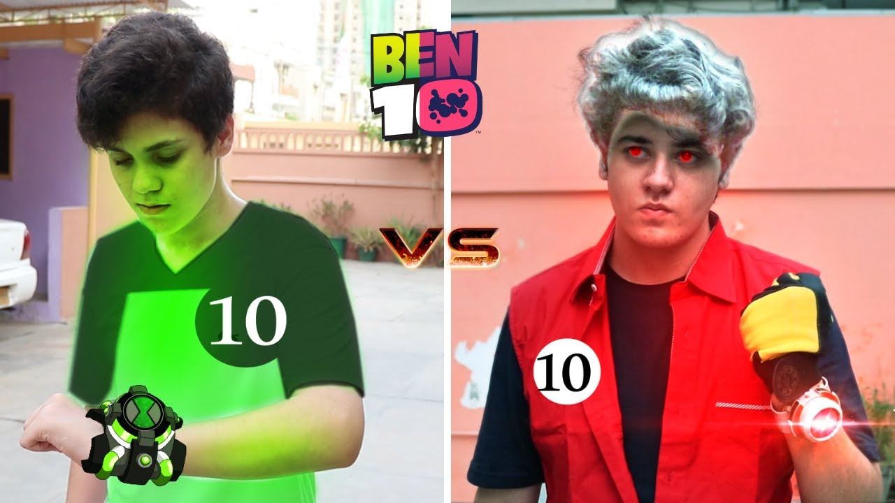 Download Ben VS Albedo (EP 34) Real Life Ben 10 Series