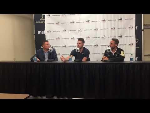 David Boudia Announces He'll Continue his Diving Career 9/12/17