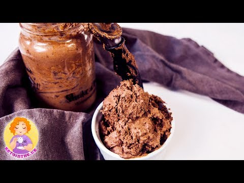 KETO Chocolate Ice Cream 🍦 Mason Jar Low Carb Dessert Recipe (94% FAT BOMB)