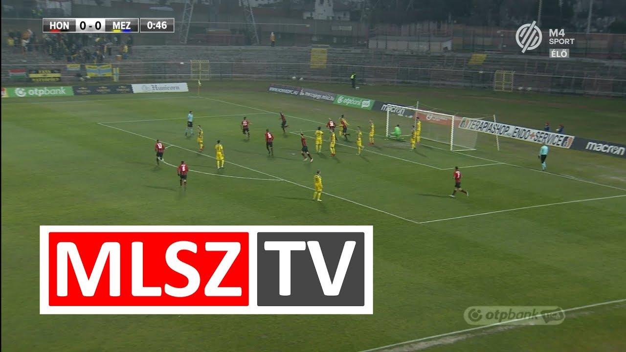 Cirino De Oliveira Danilo gólja a Budapest Honvéd - Mezőkövesd Zsóry FC mérkőzésen