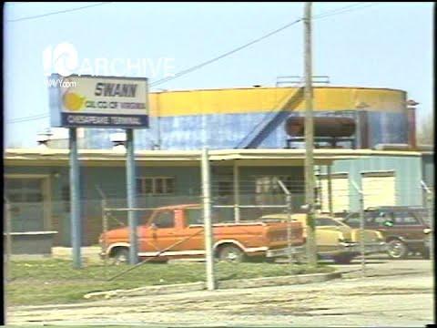 WAVY Archive: 1981 Swann Oil Company of Virginia