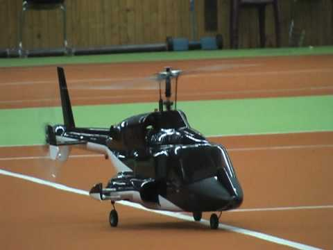 RC Airwolf T-Rex600
