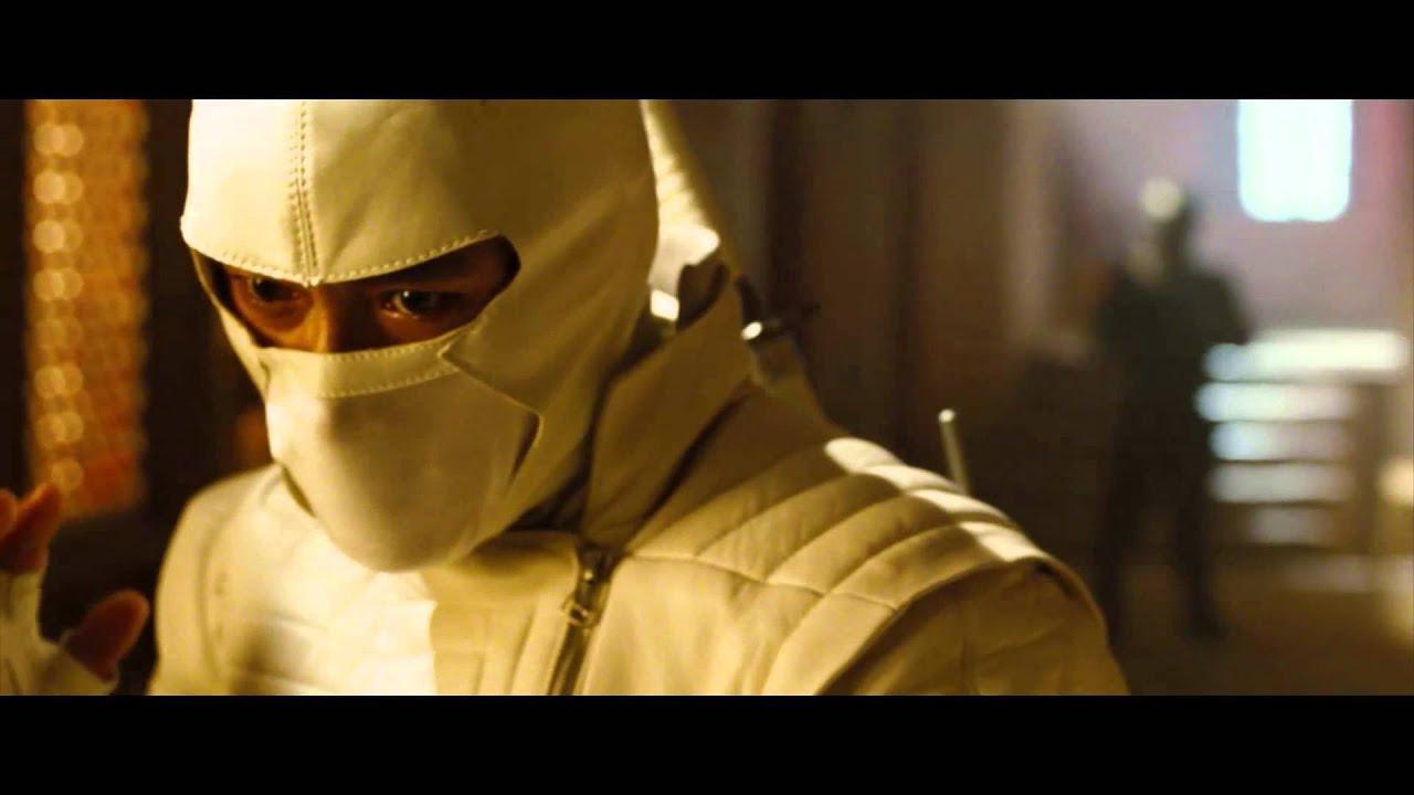 Gi Joe Retaliation Snake Eyes Vs Storm Shadow G.I. Joe: Retaliation ...