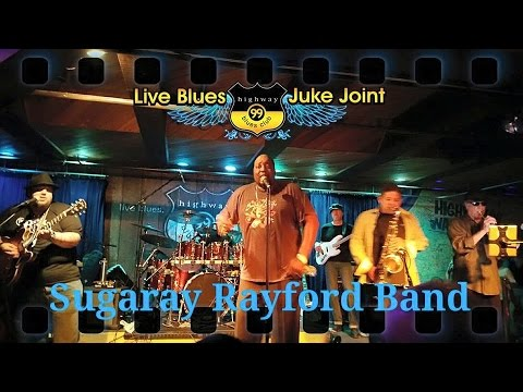 """Stuck for a Buck"" Sugaray Rayford Band @Highway 99 Blues Club 006"