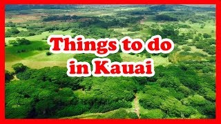 5 Things to do in Kauai, Hawaii | US Travel Guide