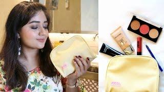 Travel Makeup Bag for Summer | corallista