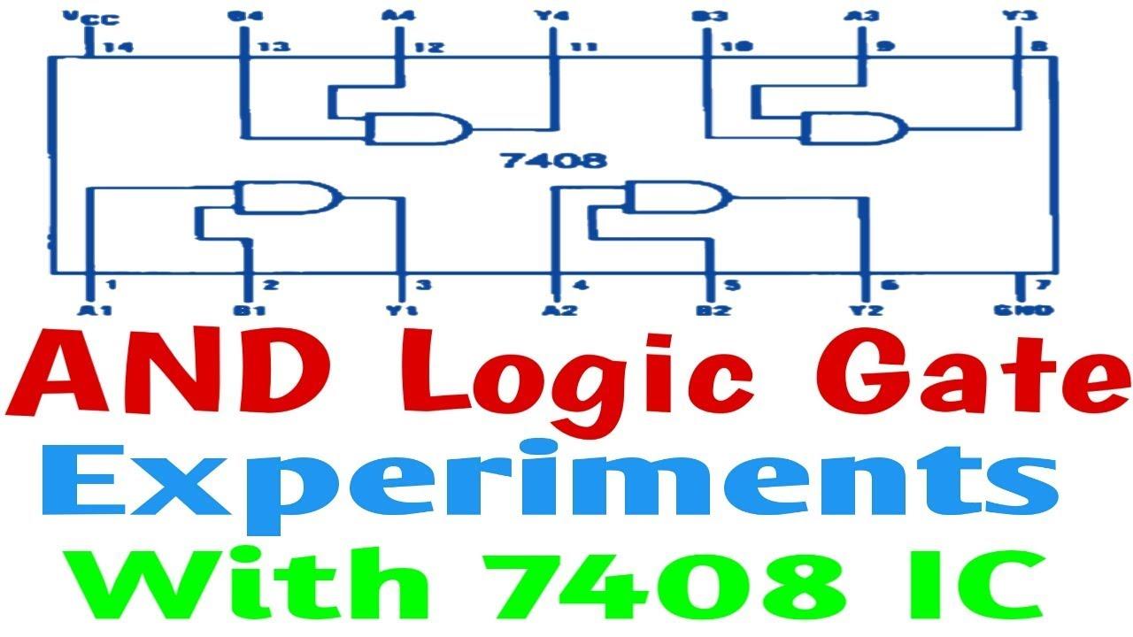 7408 Quad2-Input And Gate-2639