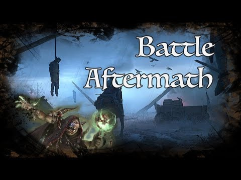 D&D Ambience - Battle Aftermath