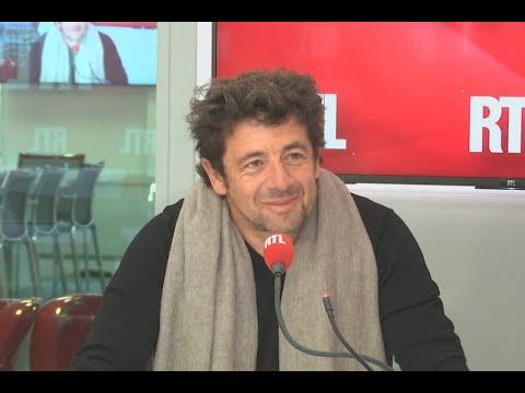 Patrick Bruel présente sur RTL