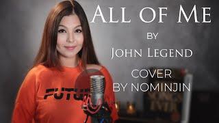 Baixar John Legend - All of Me | Nominjin Cover