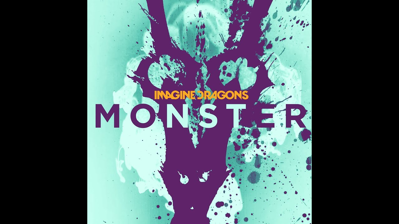 imagine dragons monster album cover -#main
